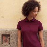 B & C Safran Ladies Polo