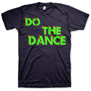 acid dye, t-shirt, acid, dye, do the dance, t shirt