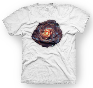 enough shirts,Galactic-Rose, T-Shirt, cooles Design