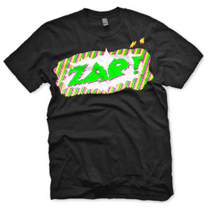 parallel clothing, zap, drucken, t shirt