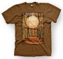 enough shirts, Earth`s Music, T-Shirt, cooles Design, Wald, Idylle