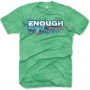 enough shirts, Be Nice Stars, t shirt